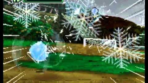 Inazuma eleven 2 Blizzard (Ventisca eterna)