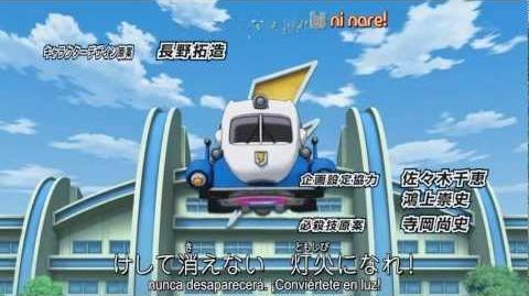 Inazuma Eleven GO Chrono Stone OP Sub. Español