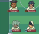 Astros del Grupo B