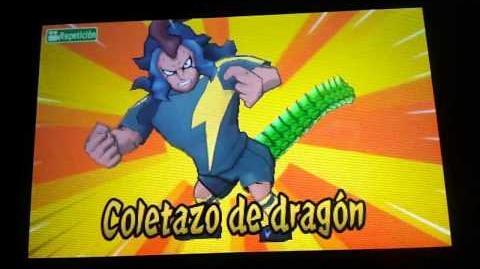 Coletazo de Dragón IE go