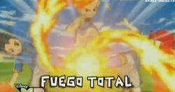 Fuego total
