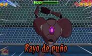 Rayo de puño 3DS 2