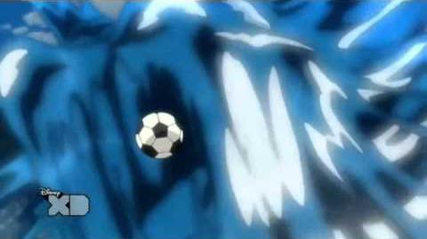 Inazuma Eleven GO Chrono Stone Corriente Negra