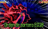 Orden de portero EG08 5