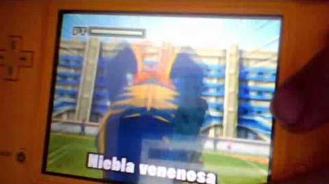 Inazuma Eleven DS - Niebla Venenosa