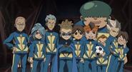 Los miembros sobrevivientes del Raimon en la T2