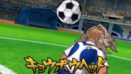 Cabezazo Brutal 3DS 6