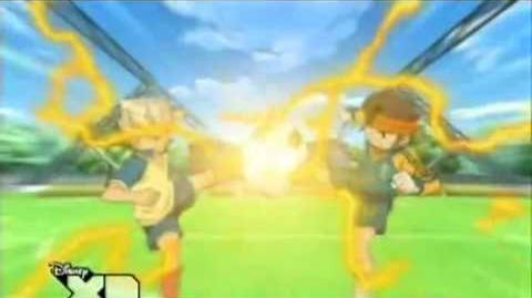 Inazuma eleven super relámpago