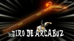 Tiro de Arcabuz
