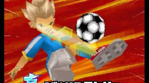 Inazuma eleven 3 Challenge to the world - Bakunetsu Screw