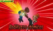 Rodillazos atómicos 3DS 2