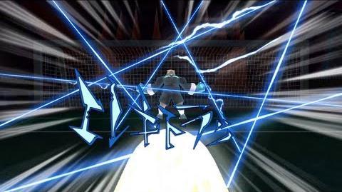 Inazuma Eleven GO Strikers 2013 - Electric Trap ( エレキトラップ )