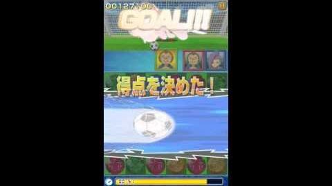 Puzzle de Inazuma Eleven - Gameplay