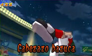 Cabezazo bazuca 3DS 4