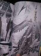 Fuego Supremo (Manga)