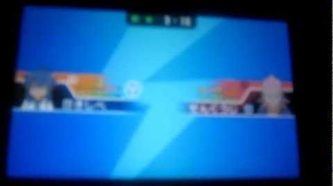 Inazuma Eleven Go Shine Triangle ZZ