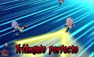 Triángulo perfecto 3DS 6