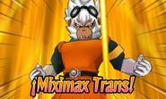 SARU Mixi Maxed
