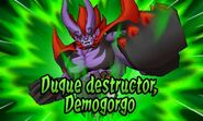 Demogorgo 3DS