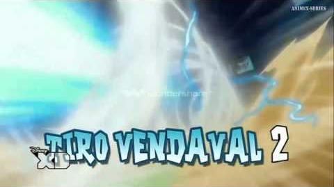Inazuma Eleven CS Tiro Vendaval 2