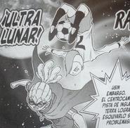 Ultra lunar manga