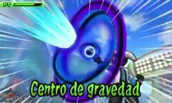 Centro de gravedad 3DS