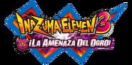 Inazuma eleven 3 la amenaza del ogro logo