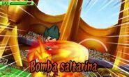 Bomba saltarina 3DS 4
