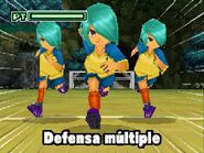 Defensa multiple ds