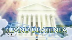 Himno de atenea