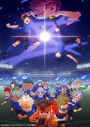 Inazuma Eleven Orion (Poster)