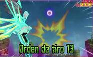 Orden de tiro 13 3DS 4