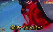 Golpe cataclismo 3DS 4