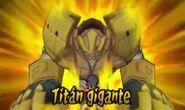 Titán gigante 3DS