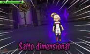 Salto dimensional 3DS 3