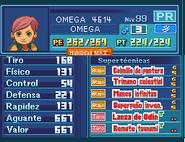 Omega 4614 Forma 2 (Tec)