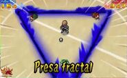 Presa fractal 3DS 3