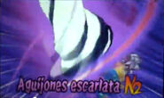 Aguijones escarlata 3DS 3