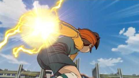 Tornado Oscuro 2 VS Mano Ultradimensional 2 (Japonés)