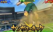Patada Canguro 3DS 3