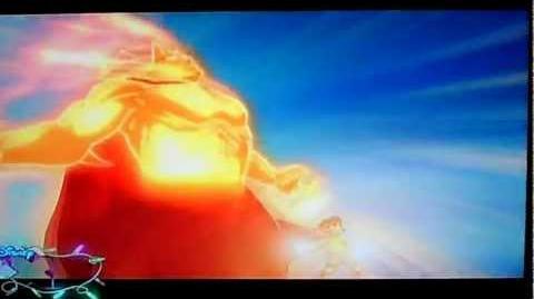 Inazuma Eleven - Parada Celestial Grado 3 HD