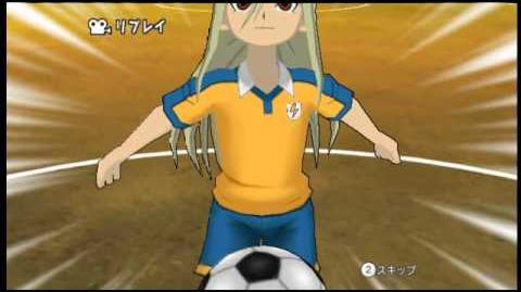 Inazuma Eleven Strikers Chaos Break