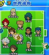 Foto Inazuma Eleven Strikers