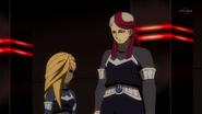Reiza y Medam dudando sobre la propuesta de Arion