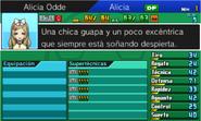 Ficha Alicia Odde