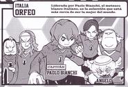 Orfeo manga