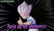 Furia de los elementos 3DS 2