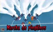 Marcha de pingüinos 3