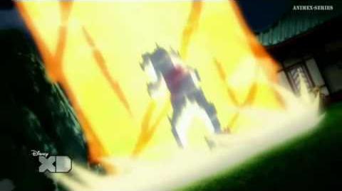 Inazuma Eleven GO Chrono Stone Mixi Max Trans Zhuge Liang