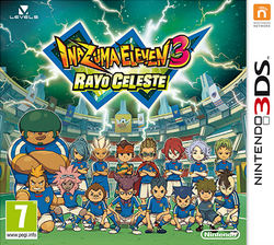 PS 3DS InazumaEleven3 LightningBolt esES